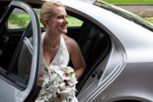 Falcon Wedding Chauffeur Andover Hampshire